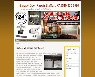 Garage Door Repair Stafford Va