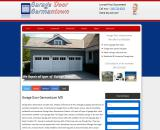 Commercial Garage Door Germantown