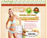 Yacon root weight loss