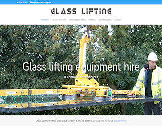 Glazing Equipment Hire