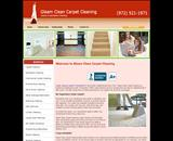 carpet cleaning in Waxahachie Texas