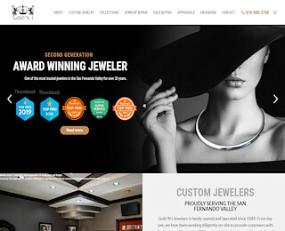 Custom Jewelry Los Angeles