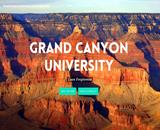 Grand Canyon University Loan Forgiveness
