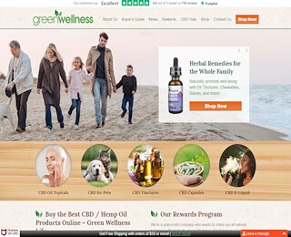 greenwellnesslife.com