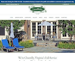 Garden Landscape Design Chantilly Va