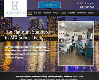 Sober Living For Men Austin