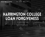 Harrington College Of Design Loan Forgiveness