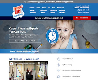 Best Carpet Cleaning Service Lincoln