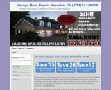 Garage Door Repair Herndon Va