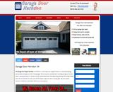 Commercial garage door Herndon