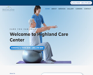 highlandcarecenter.com