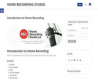 homerecordingstudio.ca