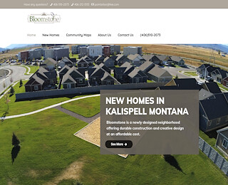 New Homes In Kalispell Montana