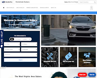 hometownsubaru.com
