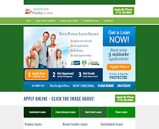 Installment Loans Houston