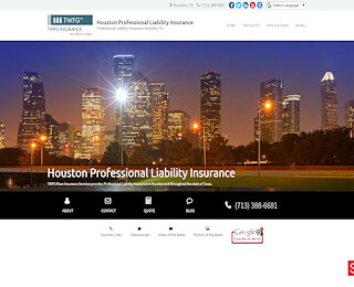 houstonprofessionalliabilityinsurance.com