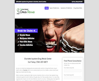 Long Term Addiction Treatment Charlotte