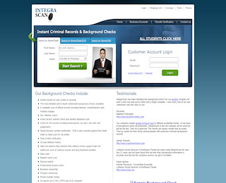 Instant Criminal Background Check