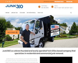 junk removal company MN
