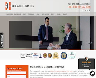 Medical Malpractice Lawyer In Miami