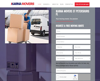 Commercial Movers St Petersburg