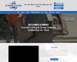 Kansas City concrete grinder