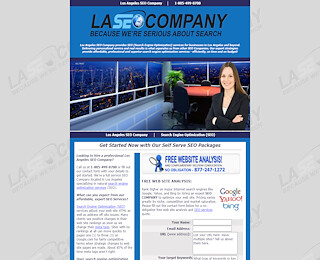 Los Angeles Search Marketing