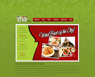 best thai food Victoria