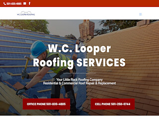 Roofing Company In North Little Rock