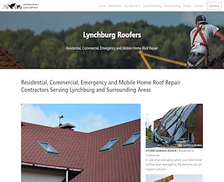 Roof Repair Lynchburg