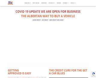 used car dealers St Albert