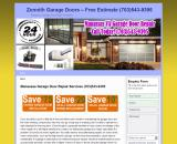 Garage Door Repair Manassas