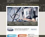 Mercedes Benz Repair Pasadena