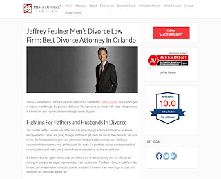Jeffrey Feulner Mens Divorce Law Firm