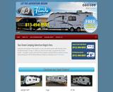 Florida Travel Trailer Rentals