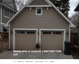 Saint Paul Garage Builders