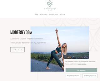 power Yoga Frankfurt