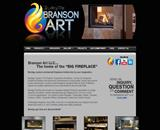 Commercial Fireplace