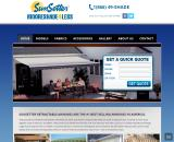 Sunsetter awnings Indianapolis