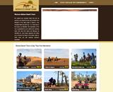 Morocco desert tours from Marrakech to Merzouga