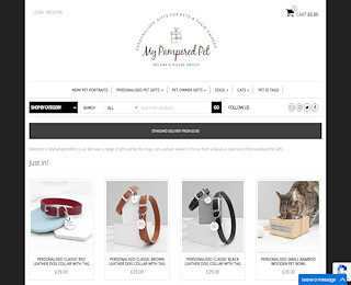 mypamperedpet.co.uk