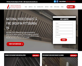 Restaurant Fire Protection Pittsburgh
