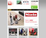 Miele Vacuum Bucks County