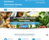 Nutritional Information Regulations