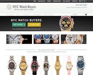 Where To Sell Watches In Nyc