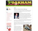 oakhamschoolofmotoring.co.uk
