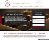Corporate Wine Labels