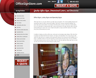 officesignstore.com
