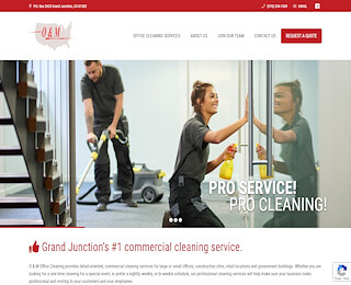 omofficecleaning.com