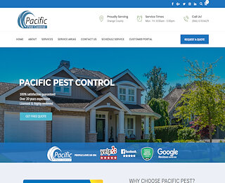 Pest Control Orange County
